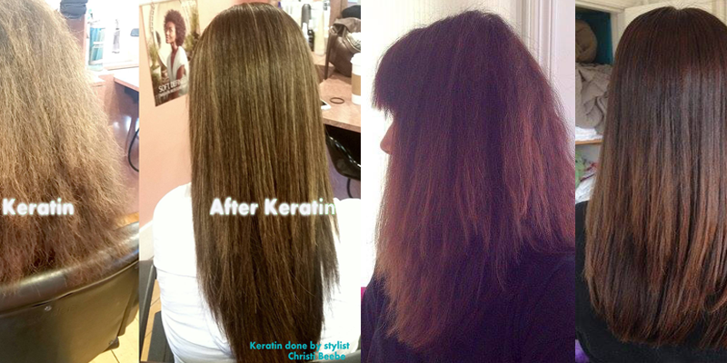 Keratin Complex ~ Smoothing Therapy