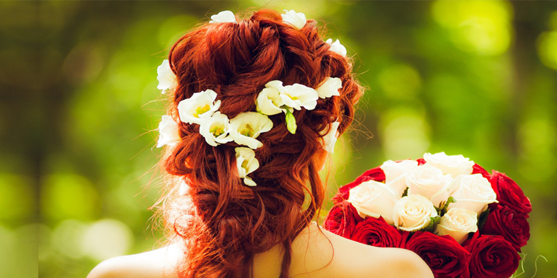 Updos, Makeup and Beauty for Brides & Parties